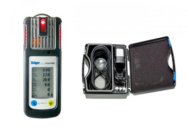 Dräger X-am® 5600 Abwasser Set