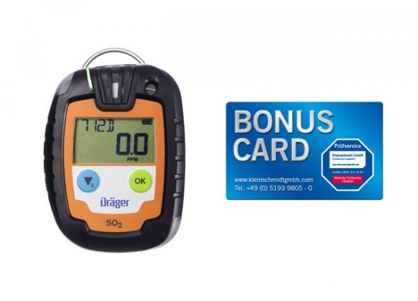 Dräger Pac® 6000 SO2 + BONUS CARD