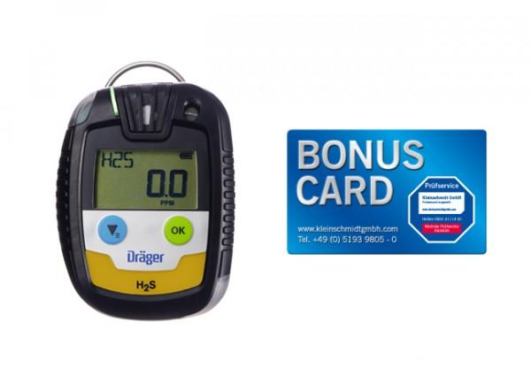 Dräger Pac® 6500 H2S + BONUS CARD
