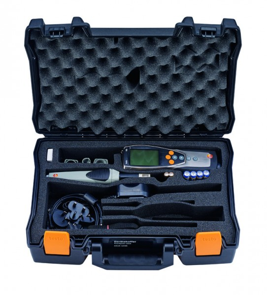 testo 635-2 U-Wert-Set - Temperatur- und Feuchtemessgerät-Set