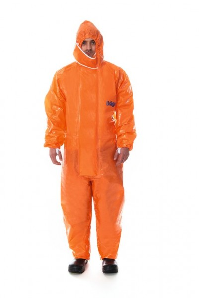 Dräger SPC 4400, Gr. L, orange (CLF)