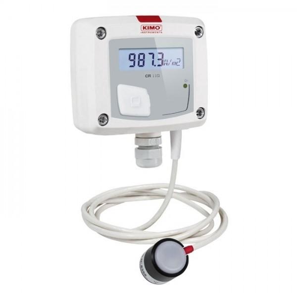KIMO Solarmeter / Pyranometer für stationären Betrieb - CR 110 - PO