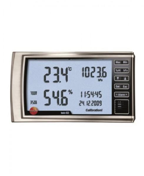 testo 622 - Thermo-Hygrometer und Barometer
