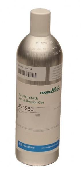 Prüfgas Aerosol 200 ppm H2 in synth. Luft