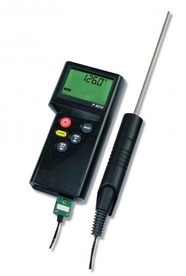 Dostmann P4010 Profi-Thermometer, 1-Kanal, Thermoelement Typ-K