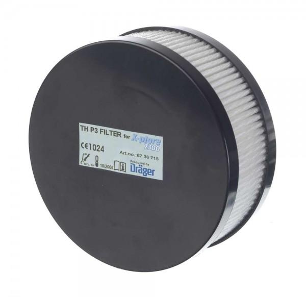 Dräger X-plore 7300 Filter TH/M3 PSL