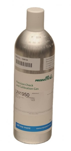 Prüfgas Aerosol 500 ppm H2 in synth. Luft