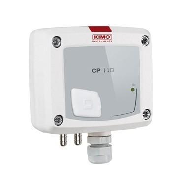 Differenzdruck-Transmitter Serie CP 110 - CP115-PN