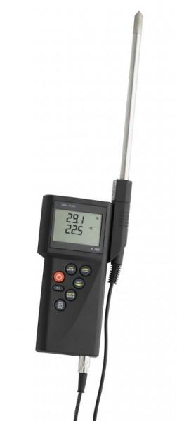 Dostmann P770 Multifunktionsgerät für Temperatur-Feuchte-Strömung