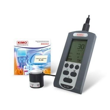 KIMO Solarmeter / Pyranometer mit Auswertesoftware - SL 200