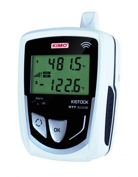 KIMO KTT 310-RF Funkdatenlogger für Temperatur