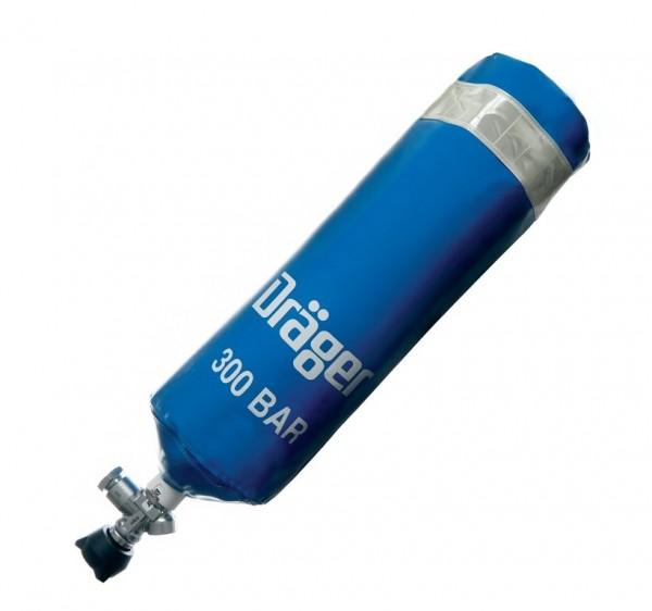 Flaschenhülle (PVC) für CFK-Flasche 9 L / 300 bar
