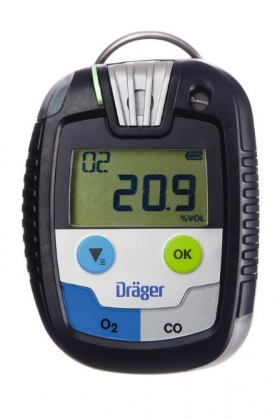 Dräger Gaswarngerät Pac® 8500 O2/CO