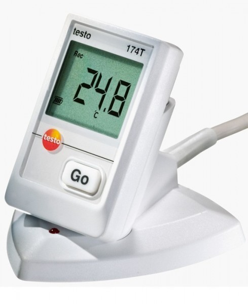 testo 174T Set - Mini-Datenlogger für Temperatur im Set
