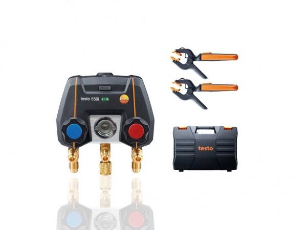 Monteurhilfe testo 550i Smart Set