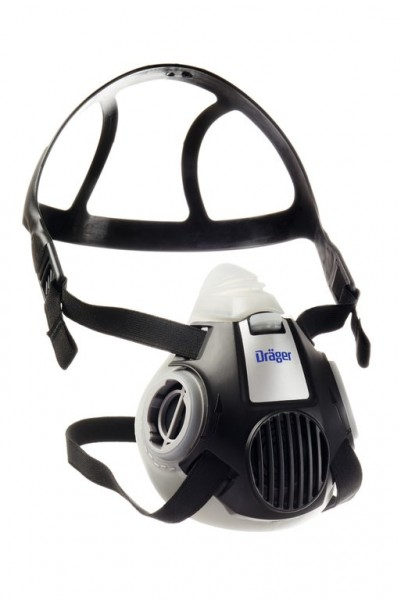 Dräger X-plore 3500 (S) Zweifilter- Halbmaske