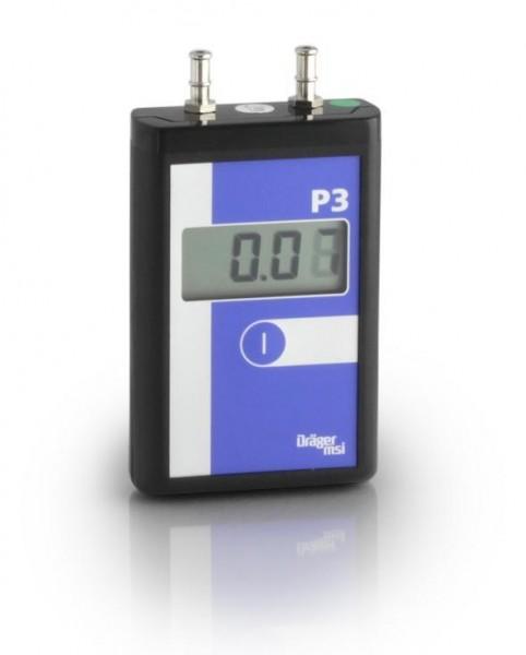 Dräger Druckmessgerät MSI P3 1,5 bar
