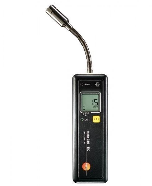 testo 316-EX Elektronisches Gaslecksuchgerät mit EX-Schutz