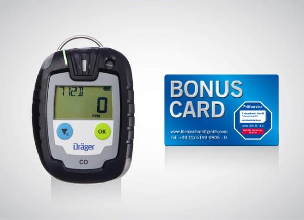 Dräger Pac® 6000 CO Warner + BONUS CARD
