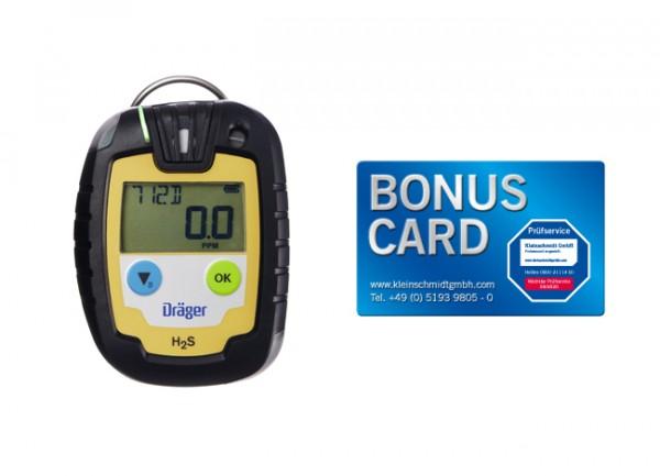 Dräger Pac® 6000 H2S LC + BONUS CARD