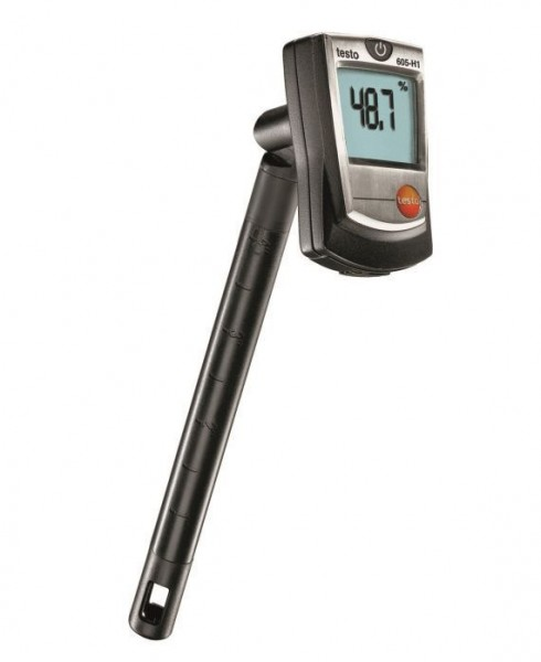 testo 605-H1 Thermo-Hygrometer