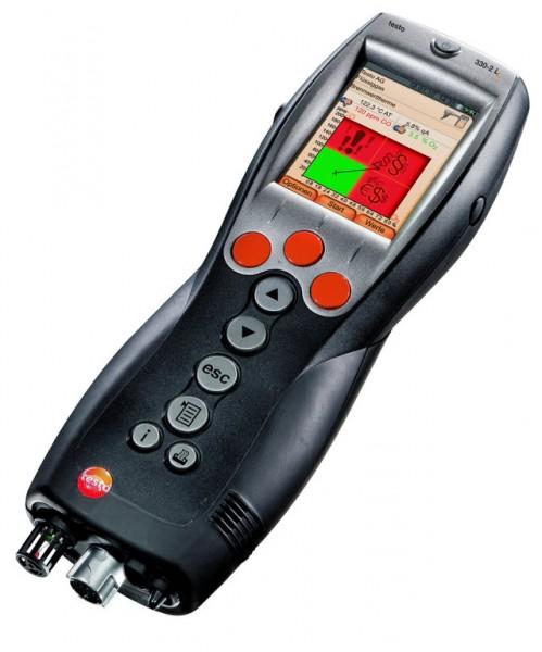 24h-Service mit neuem O2-Sensor für testo 330-2 LL