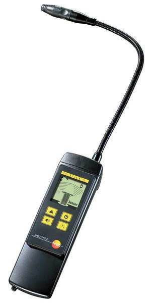 testo 316-2 Elektronisches Gaslecksuchgerät, flexibler Messfühler