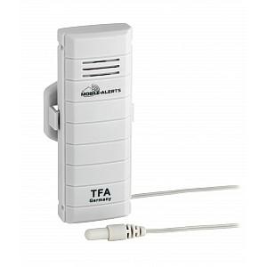TFA WEATHERHUB T-Sender mit wasserfestem Kabelfühler