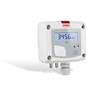 Differenzdruckschalter mit Digitalanzeige - PST-12