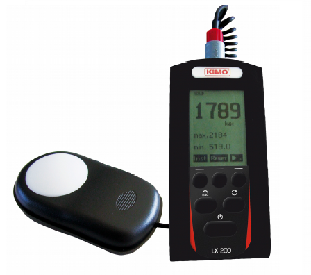 KIMO Luxmeter LX 200