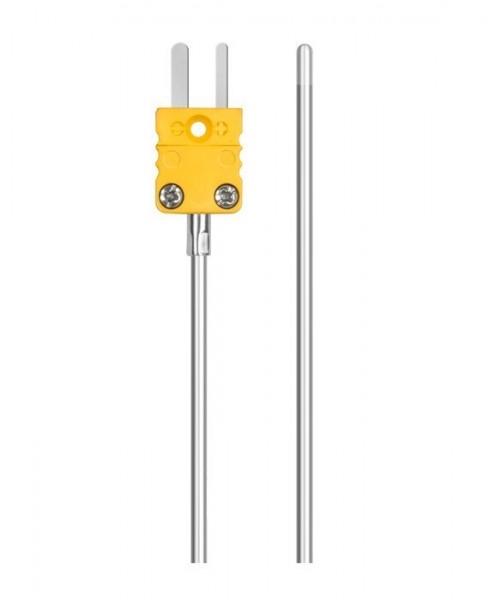 Tauch-Messspitze, biegsam, für Messungen in Luft/Abgasen