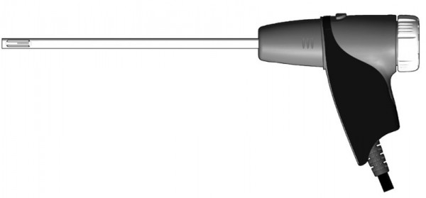 testo Abgassonde kompakt 300 mm, Ø 6 mm, Tmax. 500°C