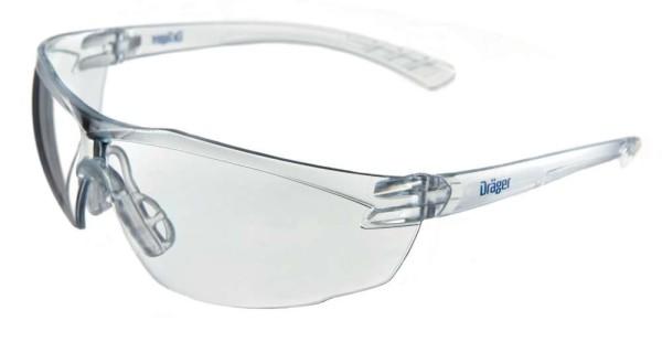 Dräger X-pect 8320 Schutzbrille, klar