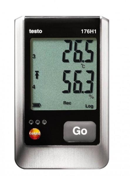 testo 176 H1 - Datenlogger für Temperatur und Feuchte