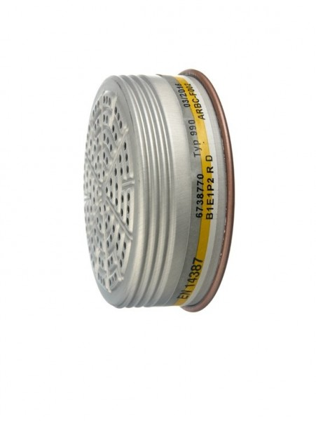 Dräger Kombi-Filter 990 B1E1 P2 R D