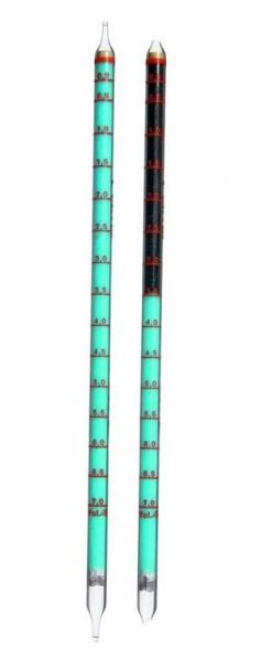 Dräger Röhrchen Schwefelwasserstoff 0,2%/A