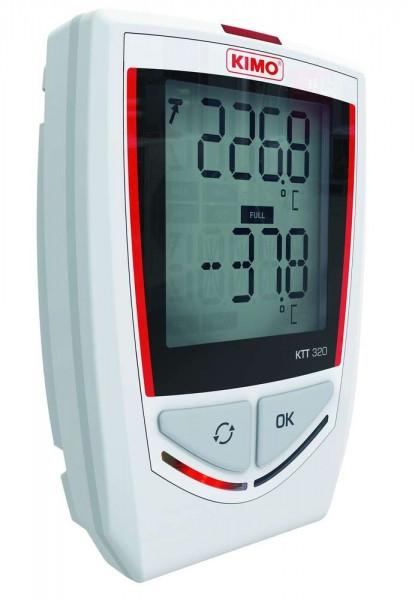 KIMO KTT 320 Temperaturdatenlogger mit Bluetooth