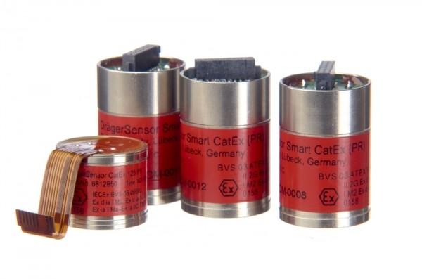 Dräger Sensor CatEx 125 PR brennbare Gase - 0-100 % UEG (0-100% CH4)