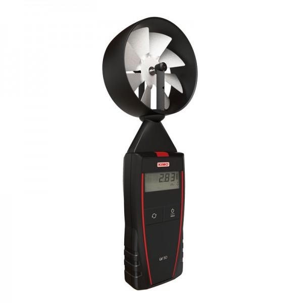 Mietgerät KIMO Flügelrad- Anemometer LV 50