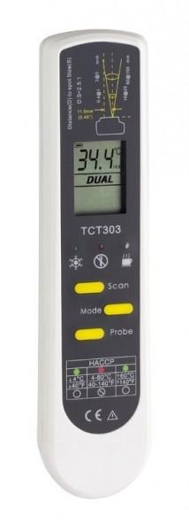 Dostmann DualTemp Pro Einstech-Infrarot-Thermometer