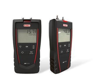 KIMO Mikromanometer / digitales Handmanometer - MP 111