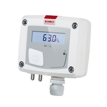 Differenzdruck-Transmitter Serie CP 110 - CP114-PO