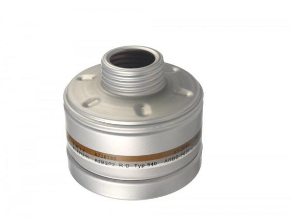 Dräger Kombi-Filter 940 A2B2 P2 R D