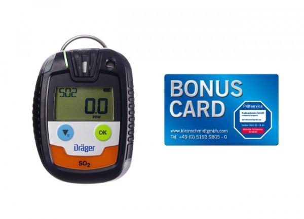 Dräger Pac® 6500 SO2 + BONUS CARD