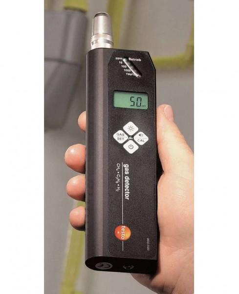 testo gas detector Gasspürgerät mit ppm-Anzeige