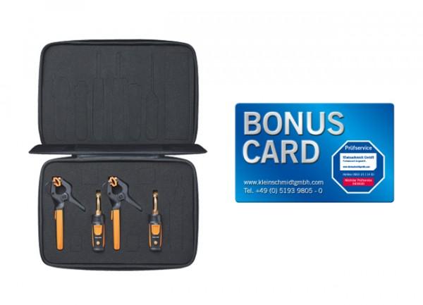 testo Smart Probes Kälte-Set BONUS CARD