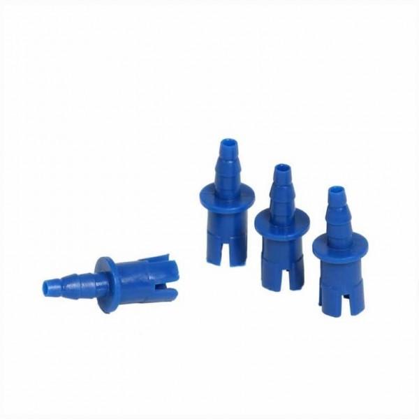 testo Steckkupplung blau