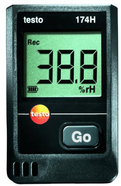 testo 174H für Temperatur und Feuchte