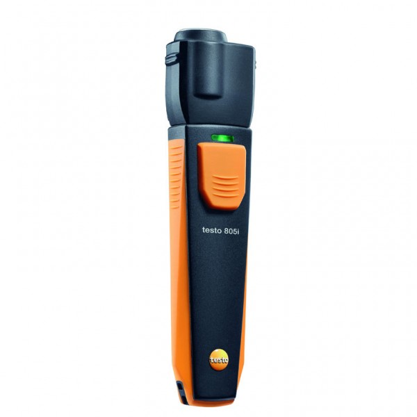 testo 805i Infrarot-Thermometer mit Smartphone-Bedienung
