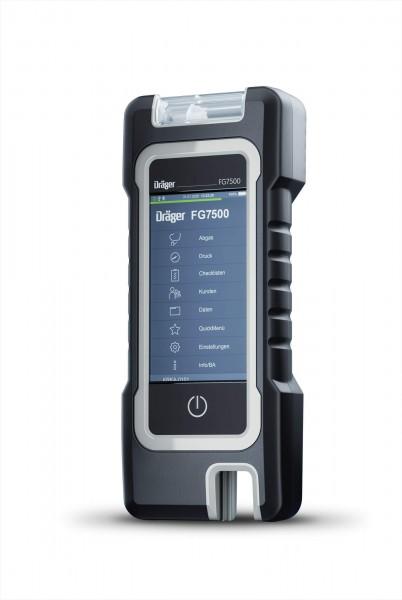 Dräger FG7500 Abgasmessgerät Set